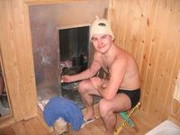 С одной стороны в печь надо бросать дрова