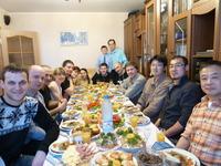 Обед у Алексея