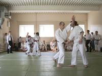 Финал Kihon waza Айкидо 2006
