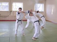 Семинар для инструкторов Томики айкидо