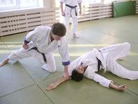 Ну, кто сказал что японцы непобедимы? Семинар для инструкторов Томики айкидо