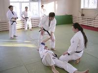 Индивидуальный подход к каждому сенсею. Семинар для инструкторов Томики айкидо.