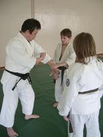 Детский Семинар Томики айкидо в 2007 году