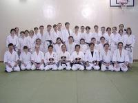 Далеко не полный состав участников Семинара Томики айкидо в 2007 году