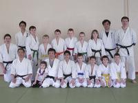 Участники Детский Семинар Томики айкидо в 2007 году