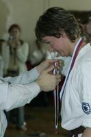а некоторые получили 2 медальки. Айкидо 2007