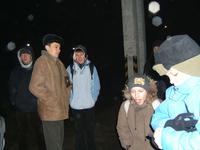 А в 6 утра, мы уже приехали в Курск.