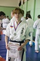 С медалью) Открытые всероссийские соревнования по Томики Айкидо, клуб МКТА